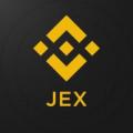 Binance JEX (Spot)