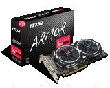 MSI Radeon RX 580 ARMOR 4G