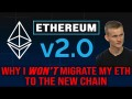 🔵 Ethereum 2.0 Has Launched! Why I Won't Be Migrating My ETH to the ETH 2.0 Chain (Yet)